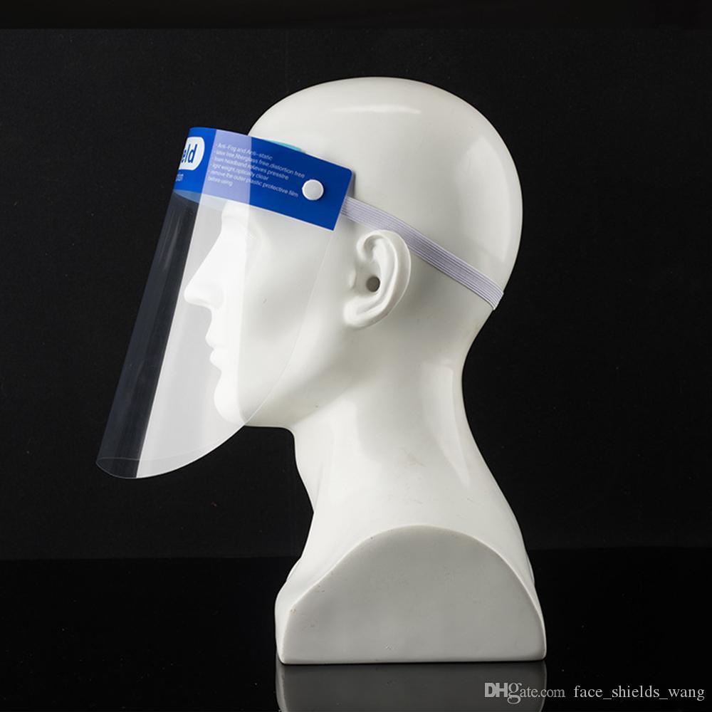 Щит лица защитная маска Двухсторонняя противотуманная изоляция защита экрана I на лице защитная противотуманная маска Двухсторонний щит оптом