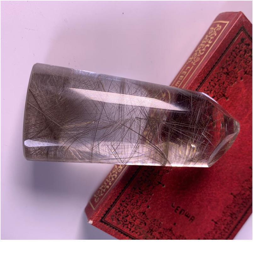 1 PC Natural Decoração de Cristal Acessórios Casa Decoração Única Qualidade Alta Qualidade Apenas um Cristal 1 Pc Jlladv