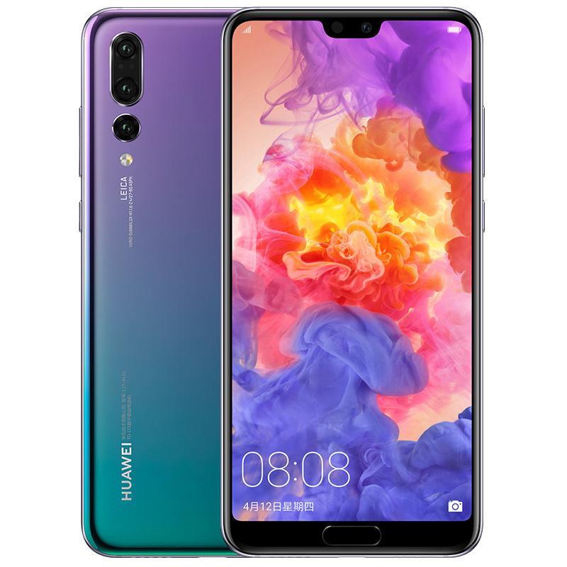 "Original Huawei p20 pro 4G Handy 6 GB RAM 64GB 128 GB ROM KIRIN 970 Octa Core Android 6,1 ""40mp AI IP67 Face ID Fingerprint Handy"