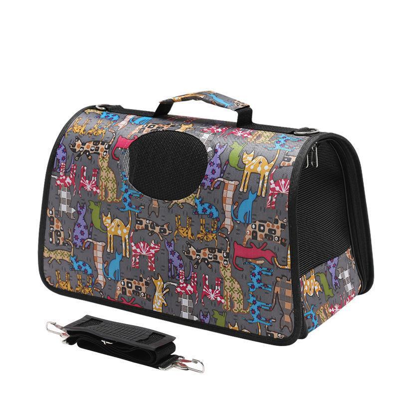 Собаки-носители для маленького мешкового сиденья Путешествия Новый Транспорт рюкзак Cats Cat Loving для 0,5-6 кг Сумка для собак ПЭТ Дышащий 2020 Портативный BWWMW