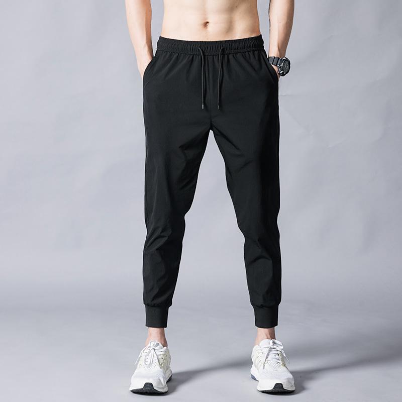 Дешевые оптом весна и осень 2019 мужской спортивный стиль досуг брюки