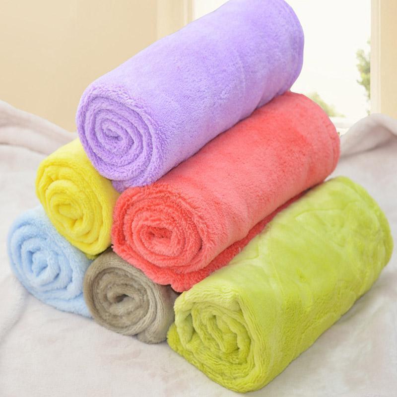 Мягкий коралловый флис одеяло для домашних животных милый щенок собака кошка кровать теплый удобный питомник коврик для мелких средних и больших собак