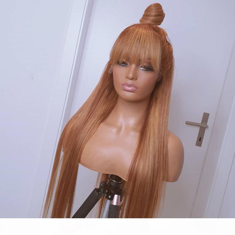 Длинные # 90 цветные светлые блондинки кружевные фронтные парики с волосами на волосы для женщин Малайзийская реми Black 1b кружева передние волосы волос