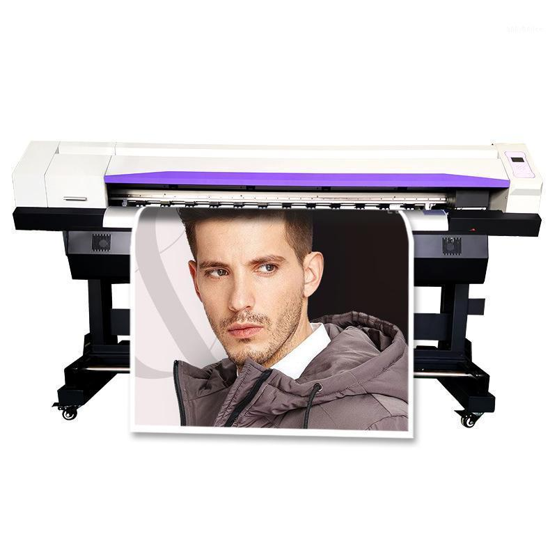 Piccola stampante Solvente Eco DX5 Stampa Testa di stampa 1.6M 2160DPI Stampa di vinile1