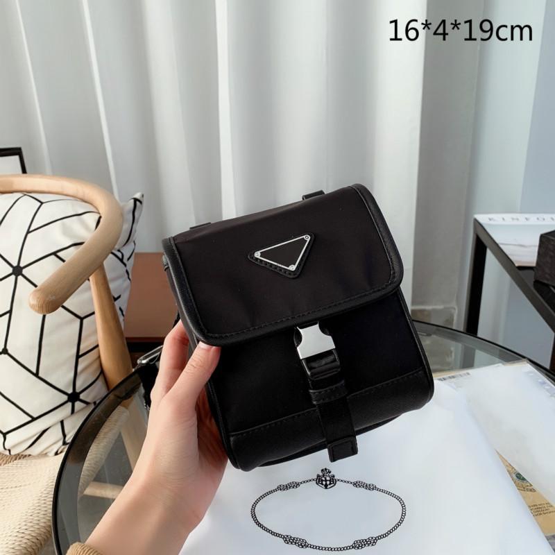 جديد رجل الكتف حقائب فاخرة حقيبة الهاتف مصغرة sizel مصممين crossbody المرأة السوداء الشهيرة المحافظ PD21010701