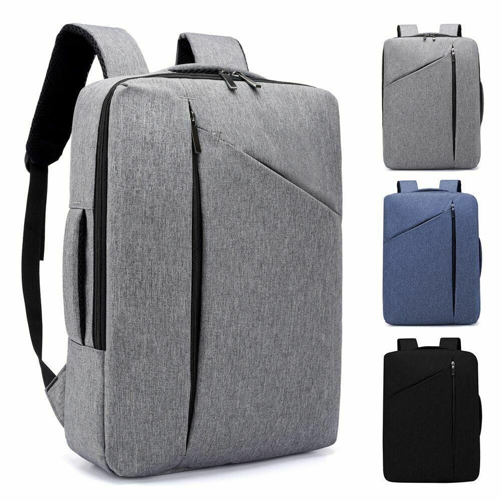 """الرجال النساء 15.6 """"دفتر ظهره حقيبة مدرسية حقيبة الظهر حقيبة كمبيوتر محمول حقيبة"""