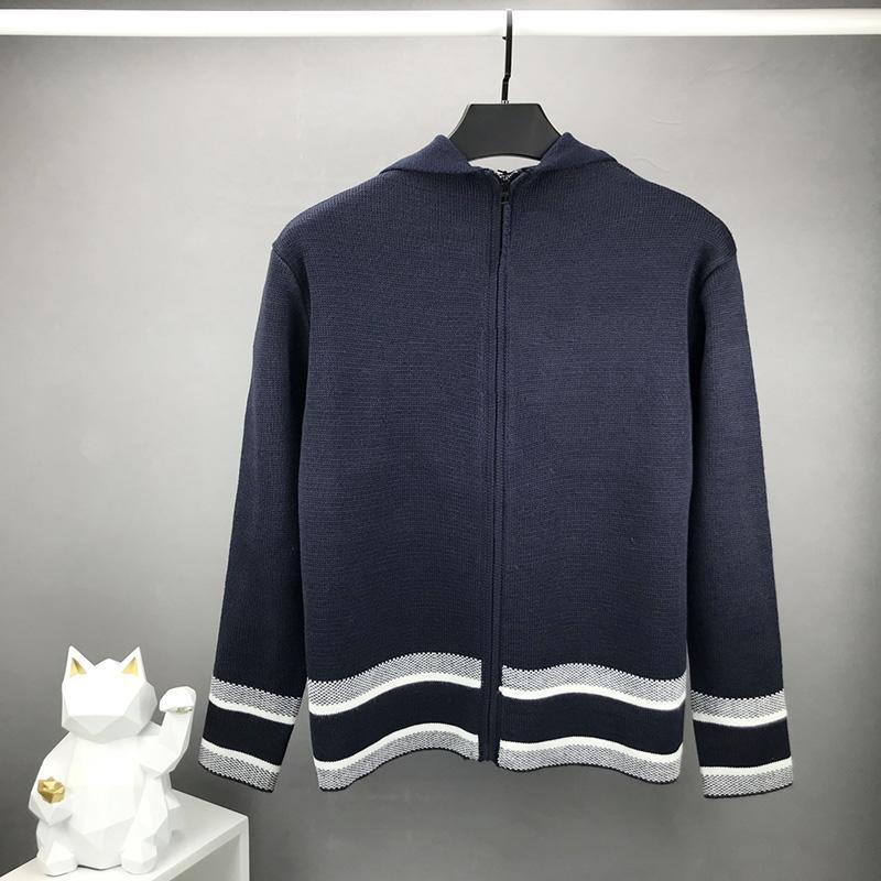 Neue Produkt Frauen Pullover Qualitätsfrauen Strickjacke Art und Weise strickte Allgleiches mit Kapuze Strickjacke Größe S-L mit Kapuze gestrickt