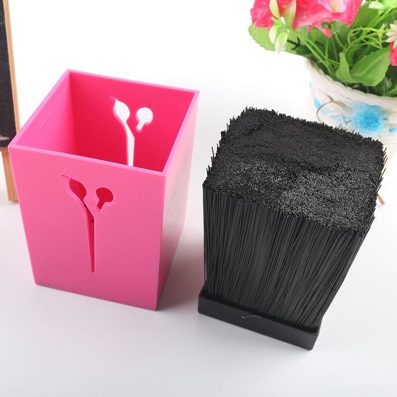 Aufbewahrungsboxen Haarscherenhalter Mode Salon Professionelle Schere Set Organisation Hohe Qualität 6 Farben