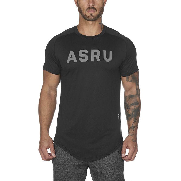 Tasarımcı tişörtleri için Mens 2020 Yaz Moda Marka Mektubu Baskı T Shirt Erkek Lüks Spor Stil Aktif Nefes Tees Tops