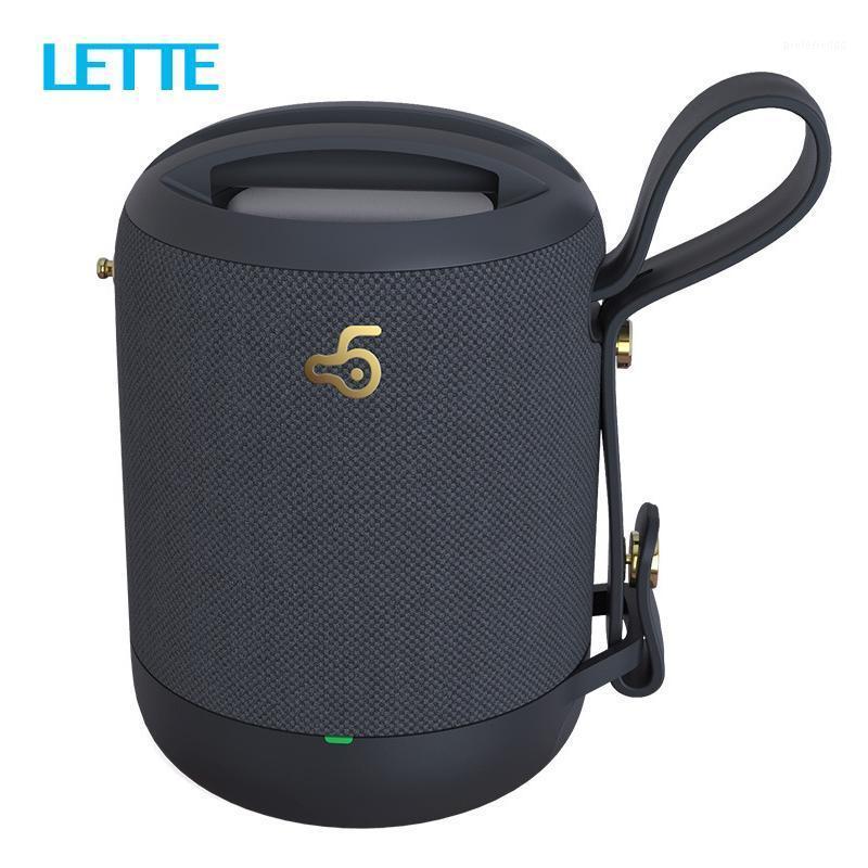 Bluetooth 5.0 Haut-parleur avec la lecture de carte TF Playback Aux Entrée Play Subwoofer Wireless Loundpeakers Portable Bass colonne1