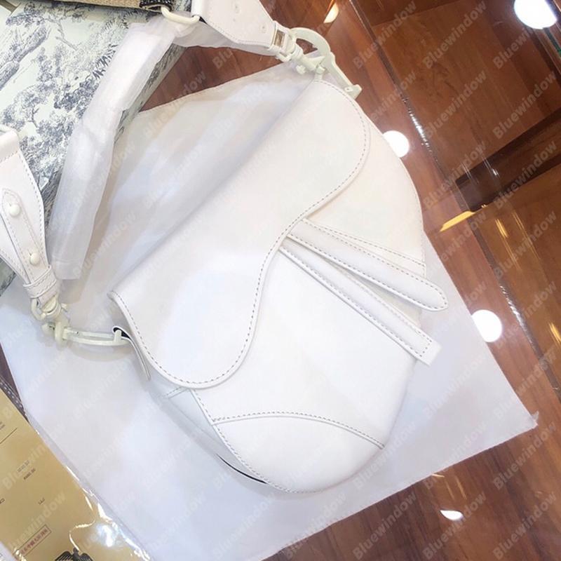 Bolsa de silla de montar bolsas de becerro Crossbody Bolsas Mujeres Diseñadores Diseñadores Bolso Hombro Para Mujeres Handbag Luxurys Wallet Monederos Ultramatte B2101200 HJXMM