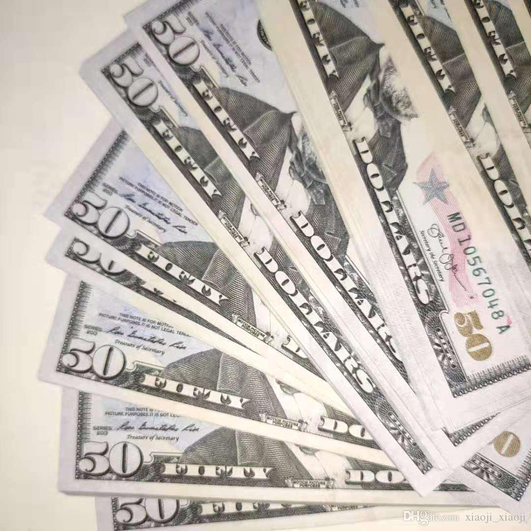 Spécial Dollar Bar 007 Jouets PROP 50 Jeu Props PROPS MODIFIER JEU PLUS Jeu de film Adult Stage Stade PROPS QHSLA