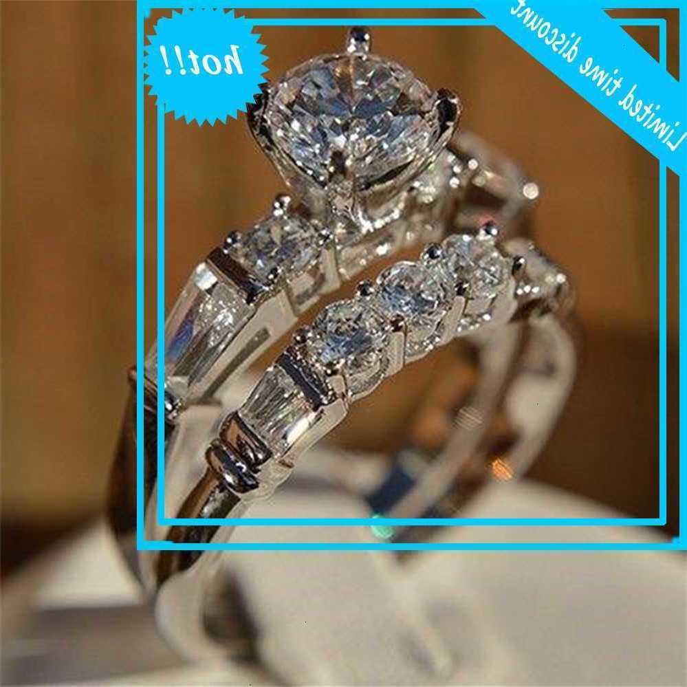 Sanjie New Ultra Flash Zircon женская пара моды Предложение обручальные кольца ювелирные изделия