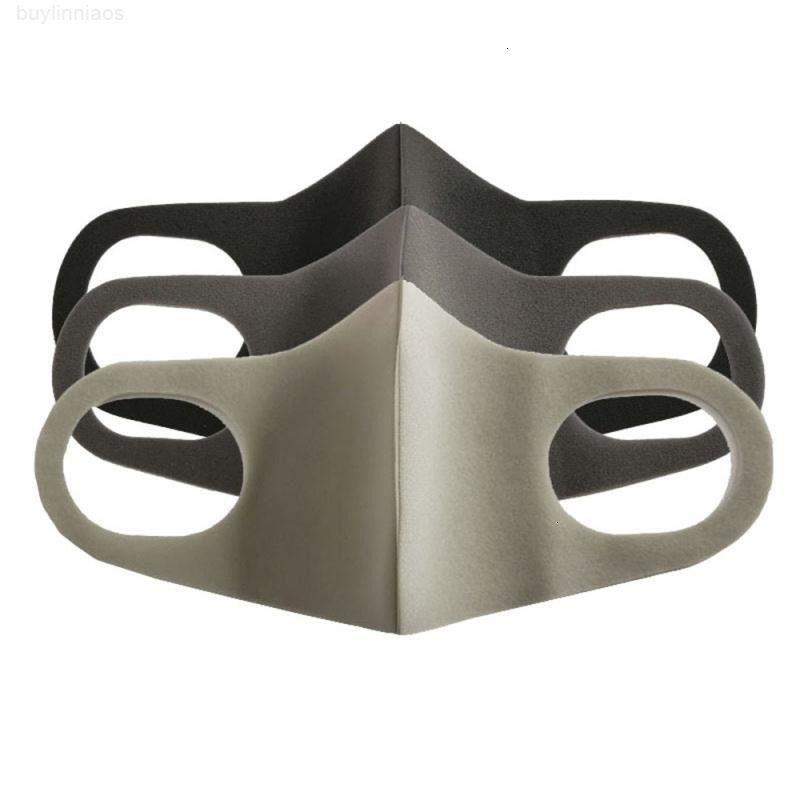 Face Anti Maschera Maschera inquinamento GRATUITAMENTE Maschere per la bocca Non monouso pacco tessuto spedizione TJCWU