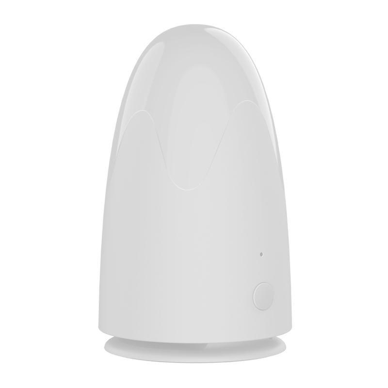 Purificatore d'aria del generatore di ozono portatile, mini generatore di ozono ricaricabile per auto, frigorifero odore eliminator