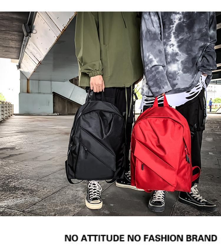 Zaini HBP SACCHE HOMME Oxford Spinning Bag Bag Pacchetto multifunzionale Fashion School School Uomo e donna