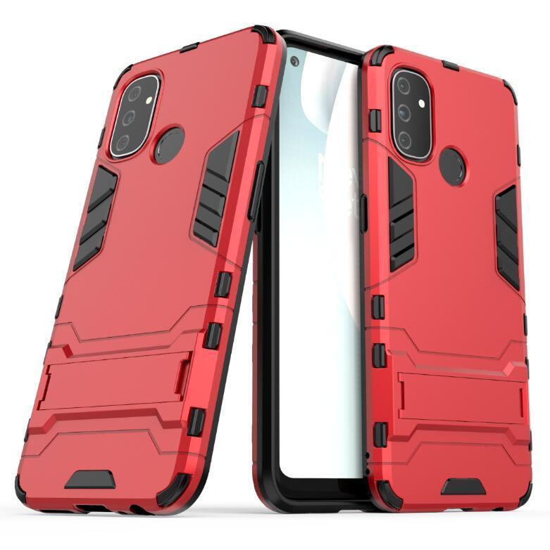Ebuillent Quality Stand ультратонкий жесткий ПК задняя крышка роскошные красочные защитные наклейки для OnePlus NORD N10 5G