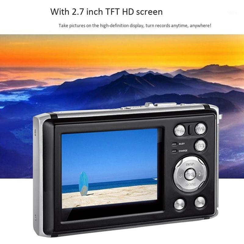 Digital Camera 16 Million Waterproof Video 2.7 Inch Sports 1080P HD Home1 Cameras