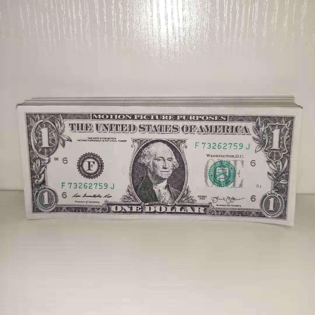 Поддельные деньги 1 Доллары США Праздничная вечеринка Игры Изыки Игрушки Банковский Примечание Подсчет Опруг Деньги ФИЛЬМЫ ПРОГРАЖНЫЕ КОЛЛЕКЦИИ КОЛЛЕКЦИИ ПРОДАЖА 07