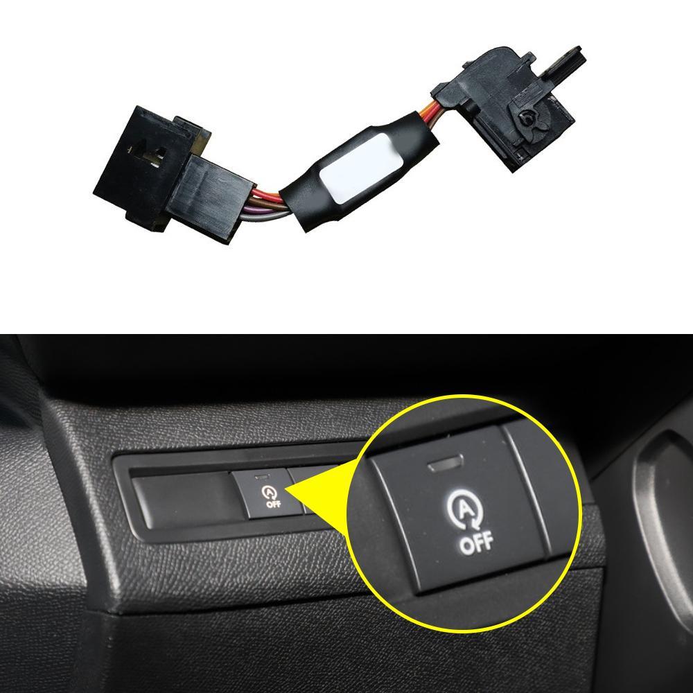 For Peugeot 3008 G2 2016-2020 Auto Car Automatic Stop Start Engine System Off Device Intelligent Sensor Plug Smart Stop Cancel