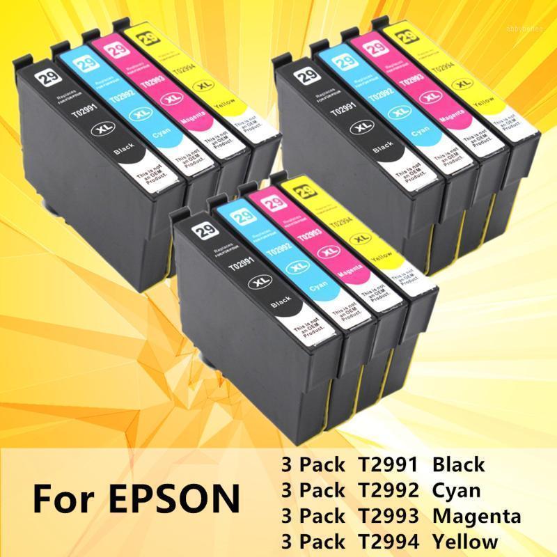 T2291XL per T29XL T2991 T2992 T2993 T2994 2991 2992 Cartuccia d'inchiostro ComparatoBoble XP-235 XP332 Printer1 Cartucce