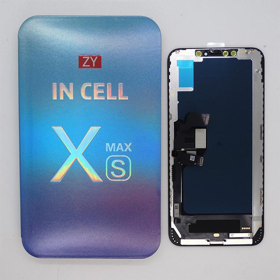 New Arrival LCD For Iphone X xs xsmax xr 11 11pro 11promax Touch Screen Digitizer LCD Display Assembly 5.8inch Screen Replacement for ZY