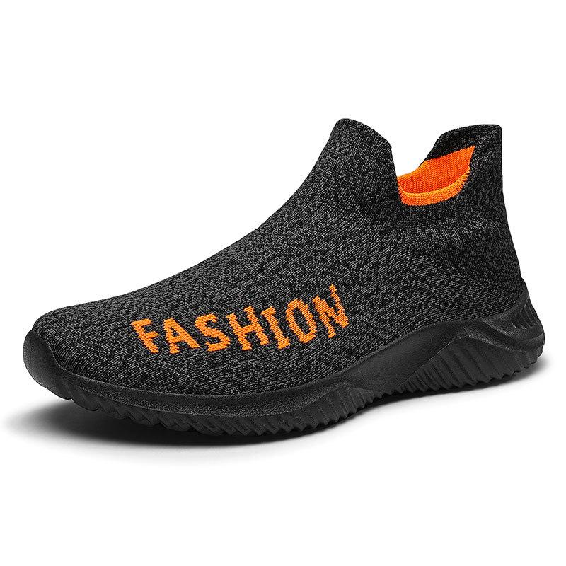 High quality, breathable style light strass causal luxury air mesh lower rubber shoes 35-45 FP25