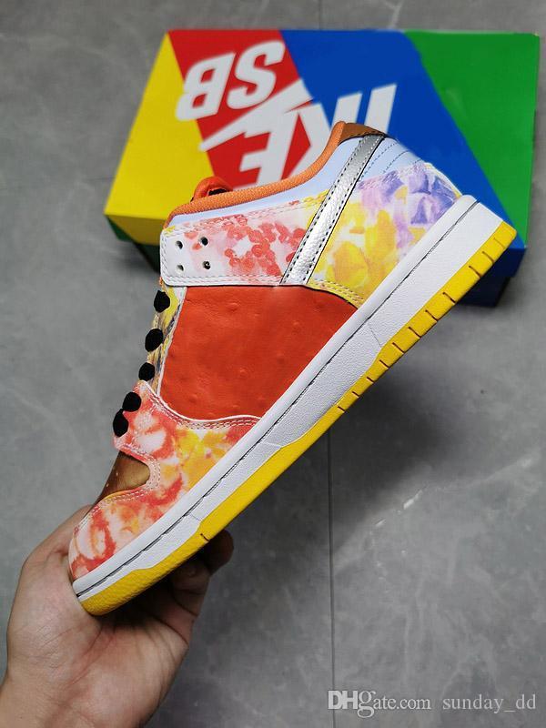 Yeni En Iyi Otantik Dunk SB Düşük Pro Sokak Hawker Kaykay Ayakkabı Kabartmalı Süet Sneaker Erkek Kadın Açık Spor Ayakkabı Kutusu Boyutu 36-46