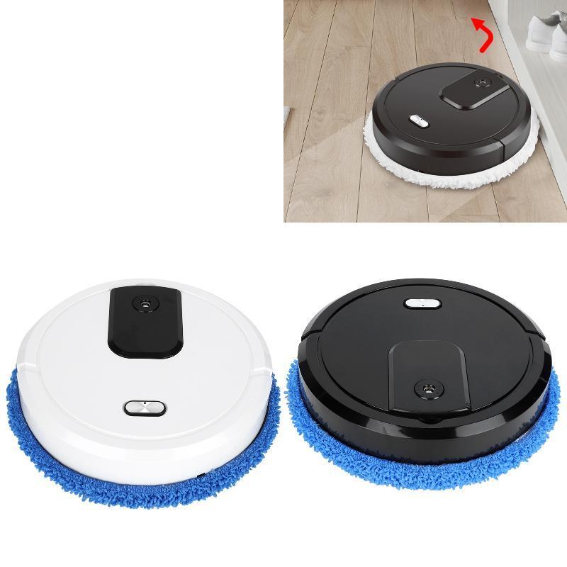 Robô de pó doméstico robô molhado e seco limpeza varredora recarregável máquina de varredura automática automotivo aparelho de limpeza automotivo