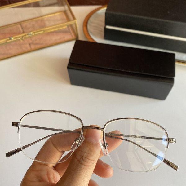 Medida de alta tamanho de olho de olho óculos grande curto-idoso pode prescrição retro quadro quadro MB0666a nova qualidade de moda 54-18-145 ewonj