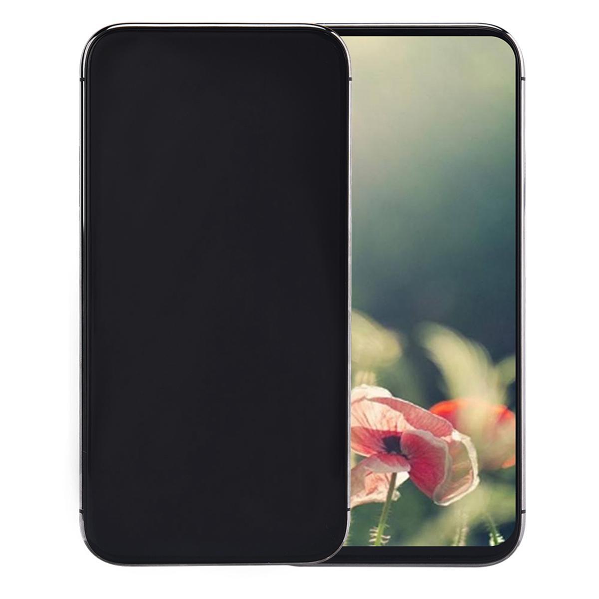2GB 16GB Goophone i11 Pro Max V4 ID de cara de face sem fio Quad Núcleo 6.5 polegadas All Tela IPS HD + 12MP Câmera Metal Quadro Android Smartphone