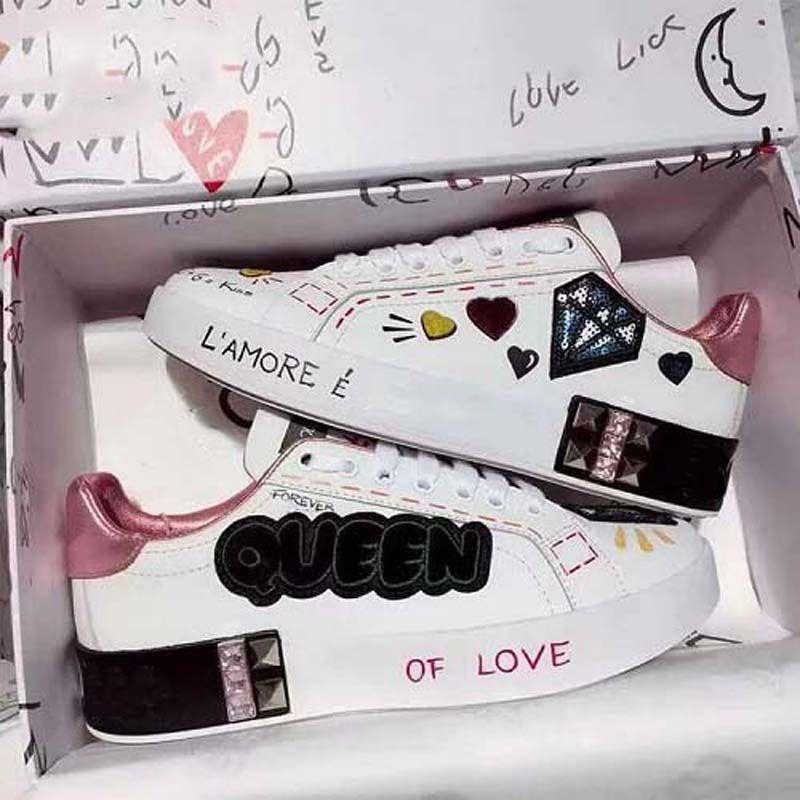 Clássicos mocassins sapatilhas mocassins de moda designer homens mulheres baixas corte branco preto casual skateboarding shops home011 01