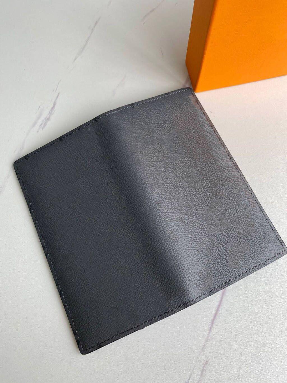 Monedero de moda de gama de gama alta de gama de lujo billetera de lujo señora famosa carteras de cuero al por mayor- oixod