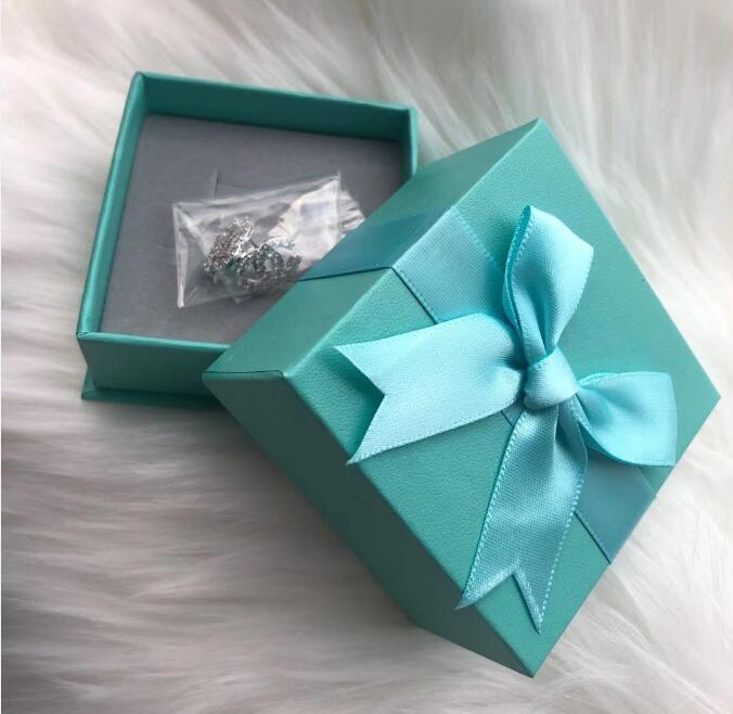 Luxus Designer Ohrringe für Frauen Schmuck Shinning Silber Farbe CZ Crystal Strass Brief Ohrringe mit Stein für Party