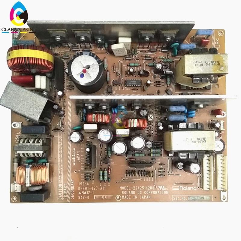Блок питания Roland, переключение FJ-540_01- 1000007552