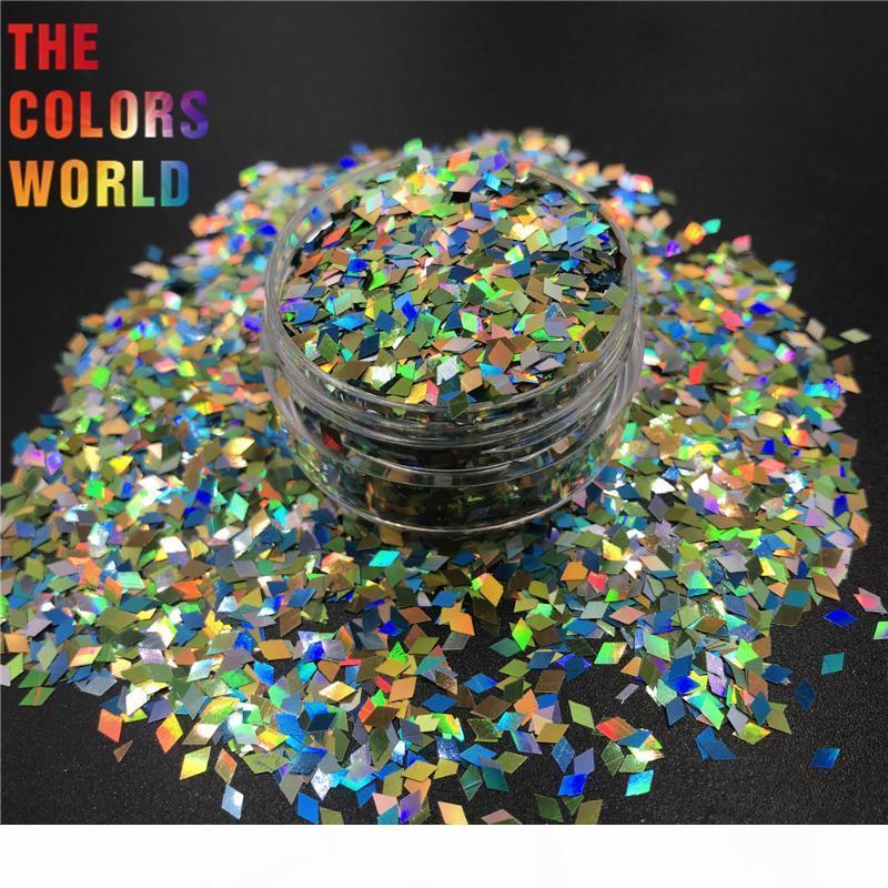 TCT-291 Joyería de diamante Nail Glitter Nail Art Decoration Body Glitter Cara Pintura Maquillaje Henna Festival Horiete DIY Accesorio