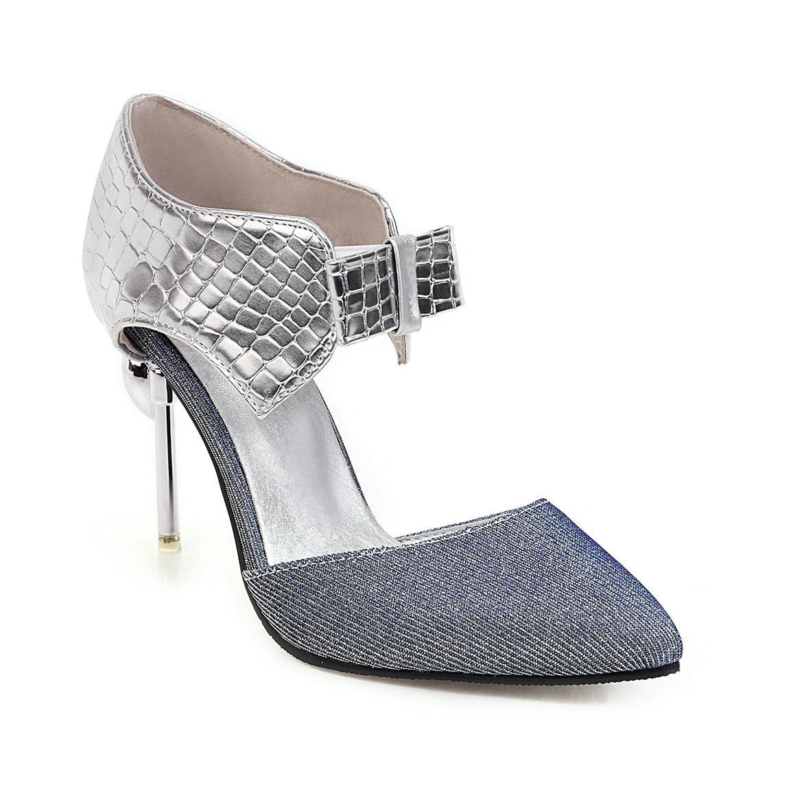 PREZZO BASSO PREZZO DONNA MAGGIORE DEIDER 22-28CM Tacchi super alto 9 cm Sandali serpentine standard serpentina di scarpe da donna Q7je