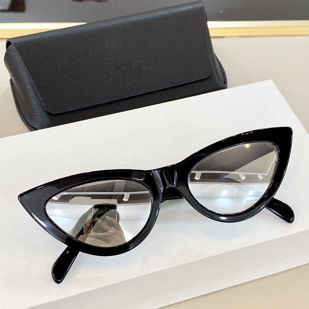 2021 جديد أعلى جودة 40019 رجل نظارات الرجال نظارات الشمس النساء النظارات الشمسية نمط الأزياء يحمي العينين مع مربع