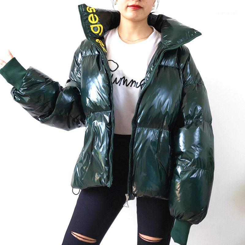 Women's Down Jacket for Women Winter 2020 Clothes Thick Warm Puffer Coat Female Oversized Large Plus Sized Parka Outerwear1