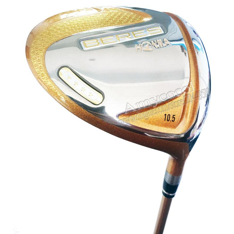 Nuove 4 stelle Golf Clubs Honma S-07 Club Driver 9.5 O10.5 Loft Honma Golf Driver R / S Grephite Shaft Spedizione gratuita