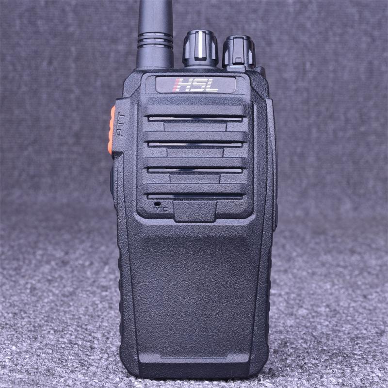 Huosloog HSL-X8 Walkie Talkie 7W Zweiwege Radio UHF 400-520MHZ Tragbare CB-Radio 16CH Comunicador-Sender Transceiver