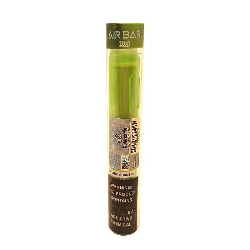 JK Air Bar LUX Vape Vape Pen 1000 Puffs Dispositivo de palo de vapor E-cig CIGVaporizer Kit vs Bang XXL Interruptor Poplo Plus Posh XL Ingite V15 Humo