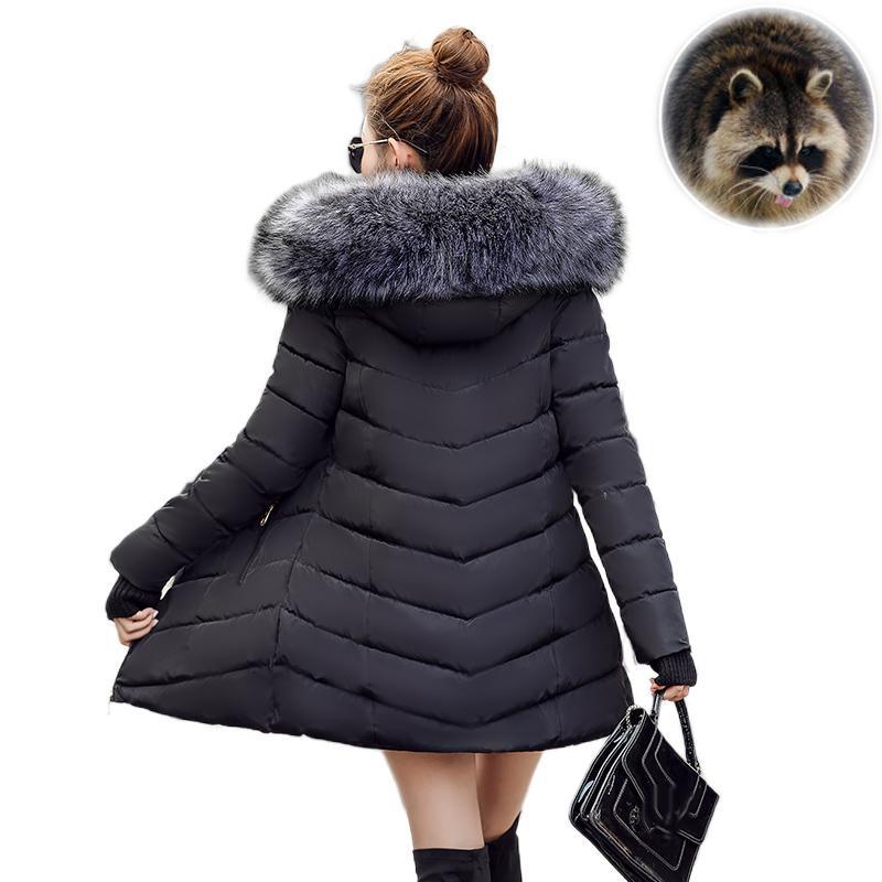 Mulheres parkas inverno senhoras casuais casuais casacos mulher jaquetas inverno mulheres com capuz algodão parkas casaco quente outwear mais tamanho 200928