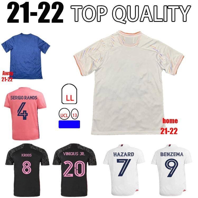 20 21 مراوح نسخة حقيقية سباق الإنسان مجموعة كرة القدم الفانيلة فالفيردي رودرو Camiseta 2020 2021 قميص كرة القدم Vini