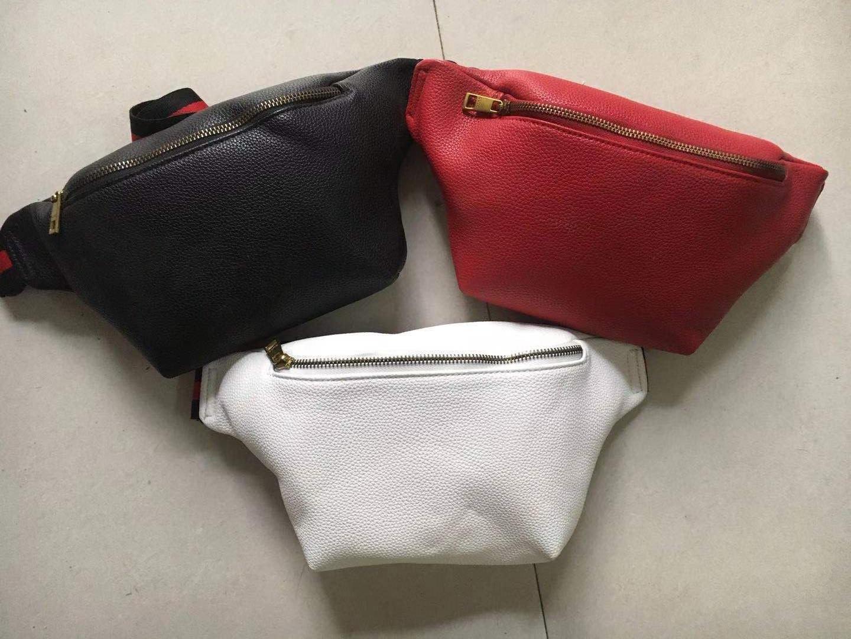 NUEVO TOP PU Hombro Hombro Top Bolsa Cross Cuerpo Satchel Mujer Bolso Pequeña bolsa Beige Bolsas de cintura de lona # 55323