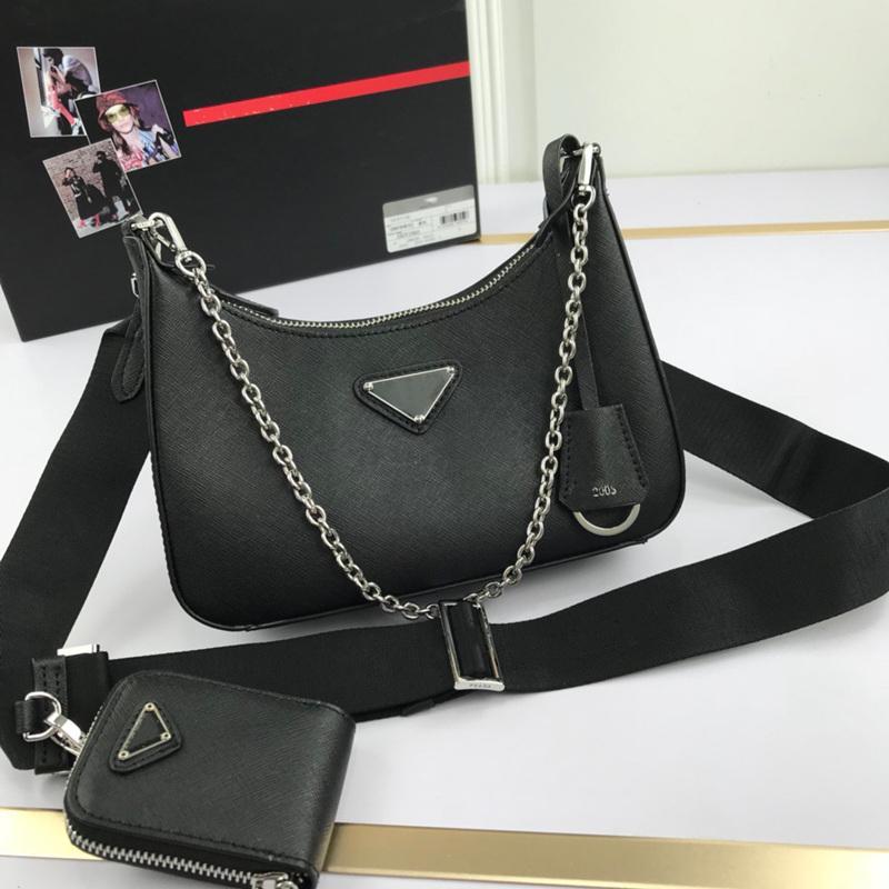 حقائب الكتف عالية الجودة حقيبة جلد طبيعي المرأة الأزياء الأوروبية والأمريكية حقائب كبيرة من الخصومات حقيبة يد