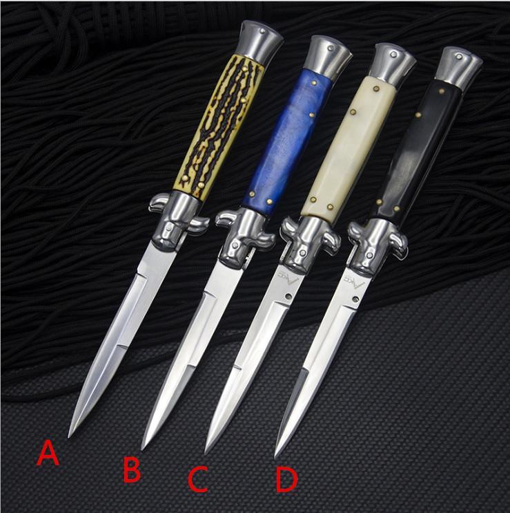 Mafia dobrando ferramentas ao ar livre portátil camping faca de bolso da sobrevivência suíça faca de dobradura multifuncional Promotion