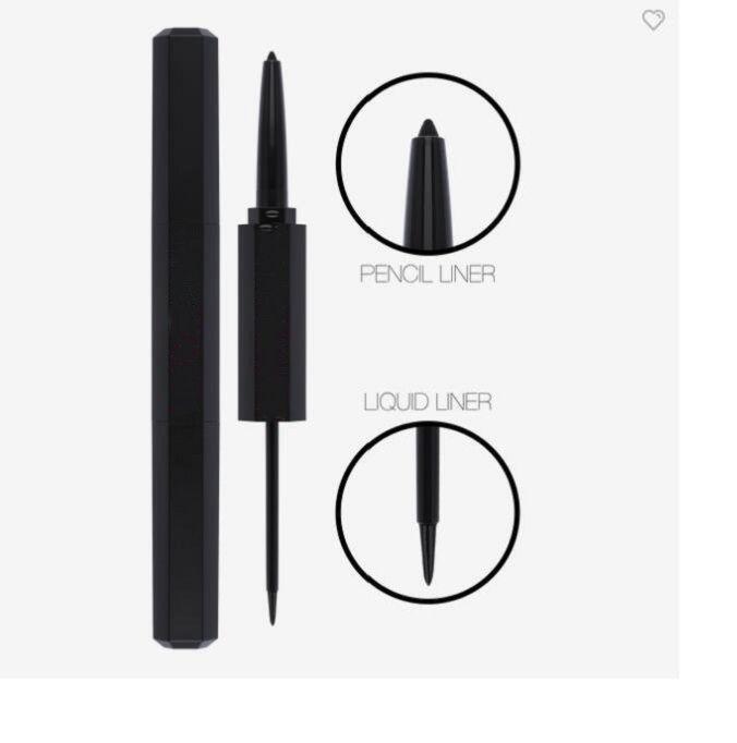 العلامة التجارية ماكويلاج ماكياج الحواجب هلام الثنائي قلم كحل السائل طويل الأمد كحل ماء قلم جودة عالية ماكياج dhl شحن مجاني