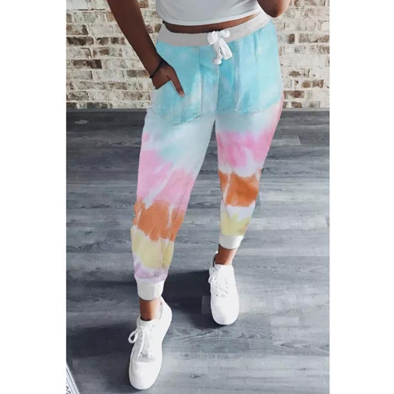 Yoga Jogging Pants Women Elastic Waist Sweatpants Loose Sport Trousers 2020 Mujer High Waist Fitness Running Pants