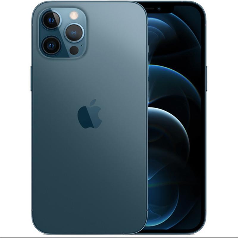 الأصلي اي فون XS ماكس في 12 برو ماكس نمط الإسكان الهاتف مع 12 برو ماكس مربع أبل مجدد مقفلة ios A12 4G